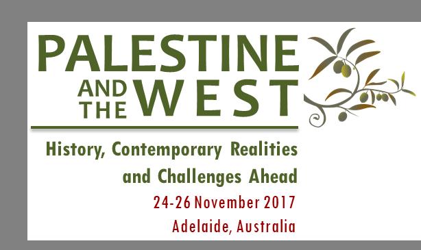 - Palestine & the West Symposium