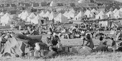 Souf camp, Jordan