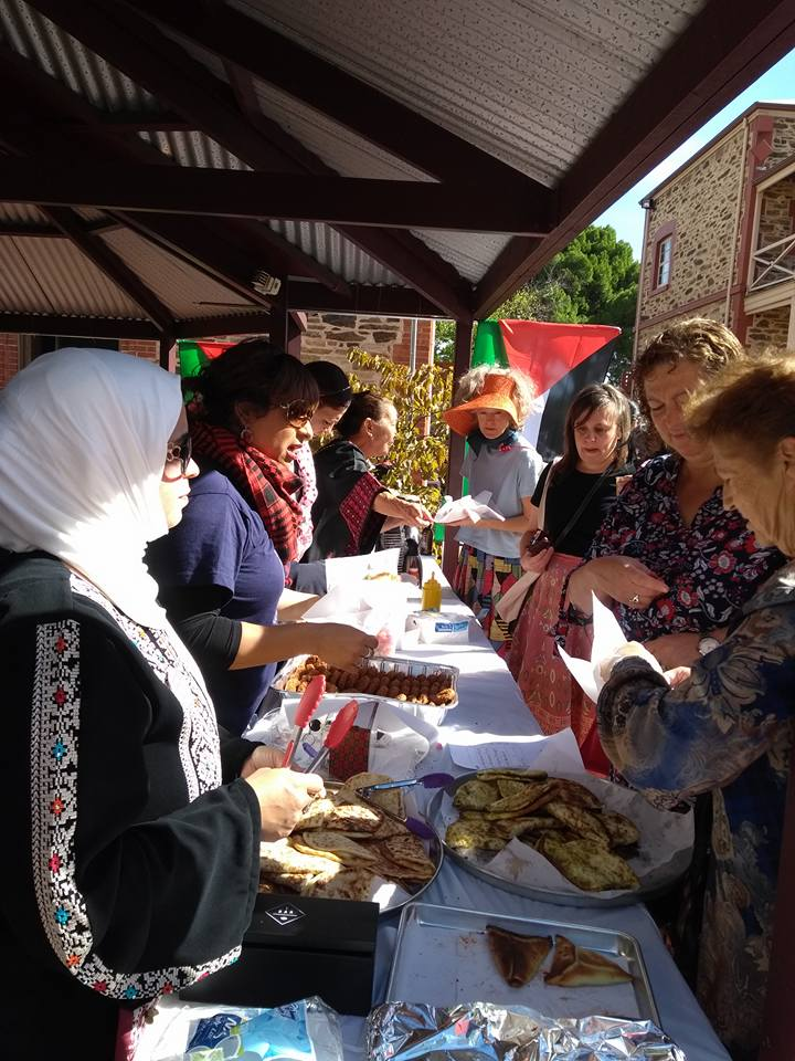 Palestine Cultural Day, 6 May 2018