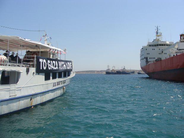2010 flotilla to Gaza