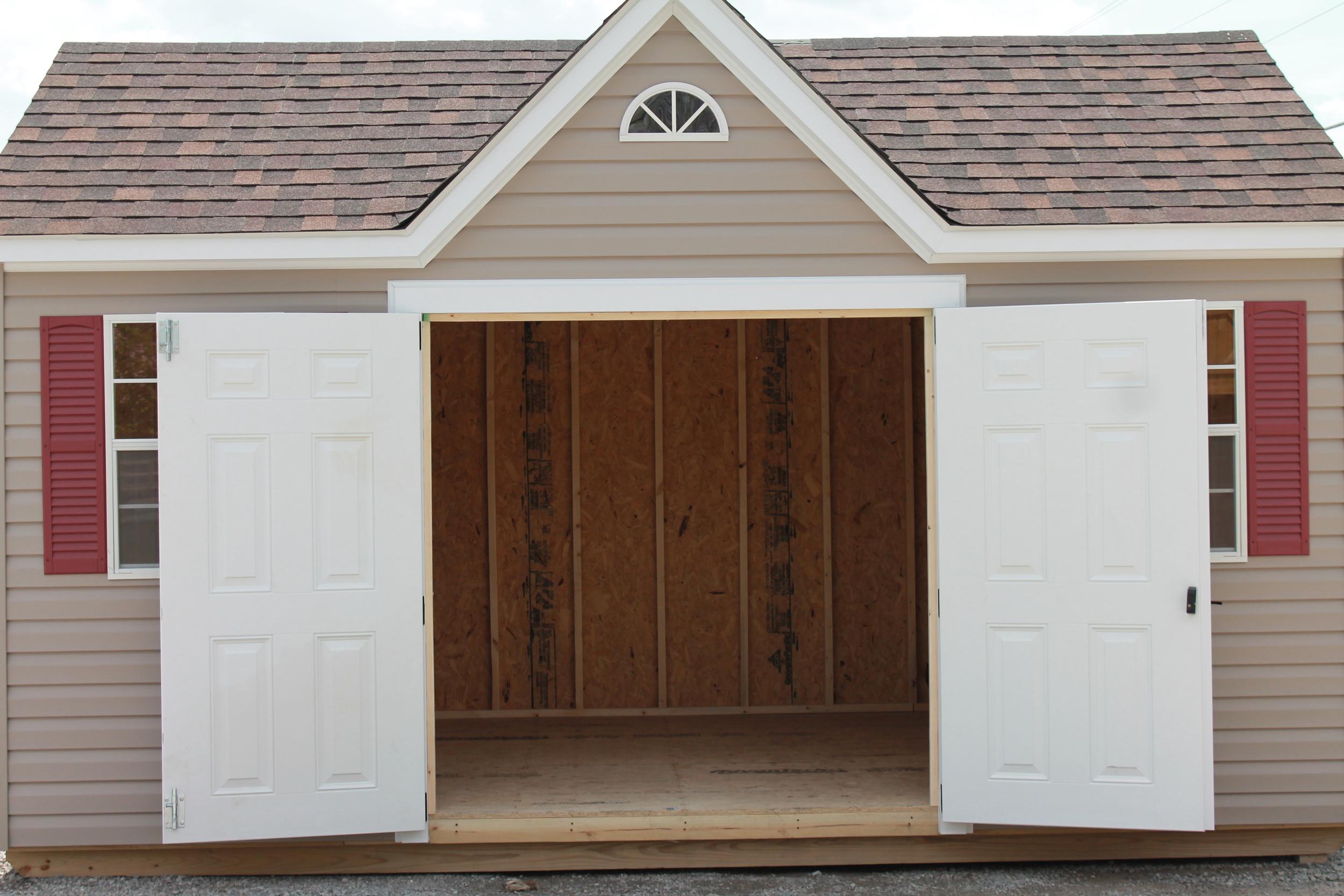 vinyl garden shed with dormer (2).JPG