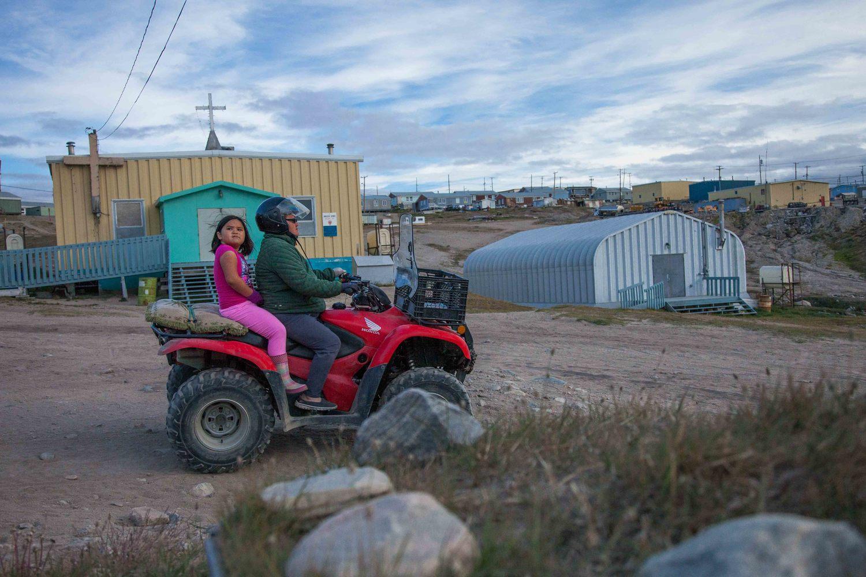 Pond Inlet, Nunavut Canada.