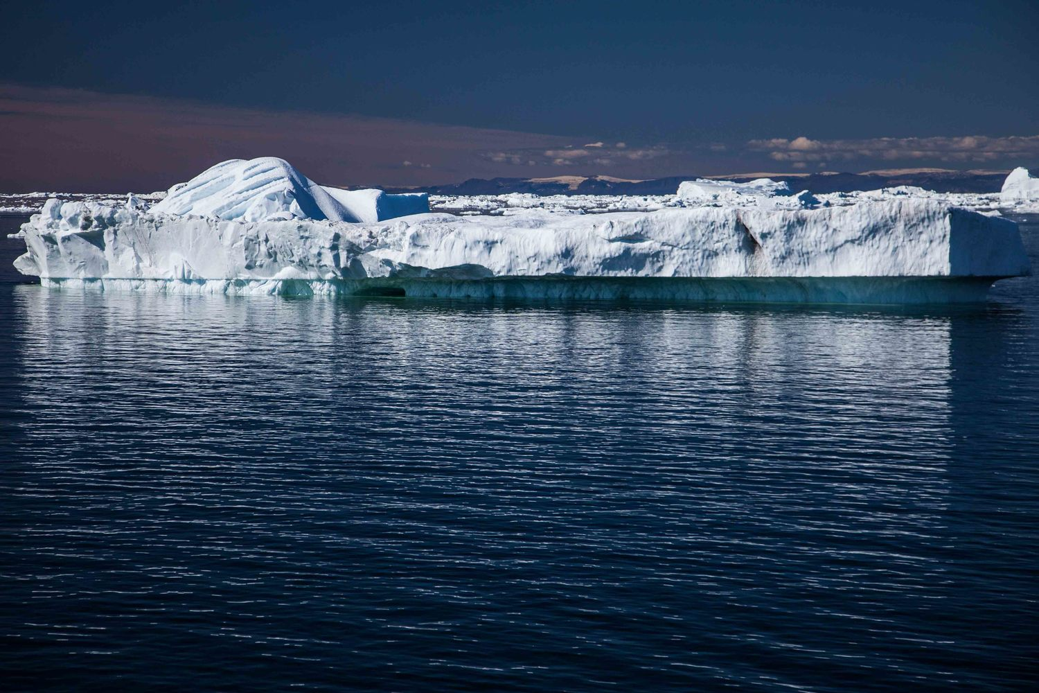 The Arctic is truly an amazing place to take pictures, I found it so fun and energizing to be out on deck taking pictures of the icebergs we passed.