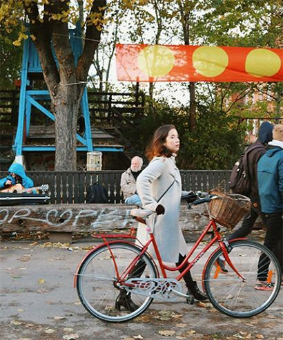 REFINERY29: WHAT LIFE IS REALLY LIKE IN COPENHAGEN'S FAMOUS COMMUNE