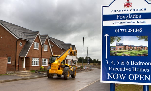 THE GUARDIAN: IS THERE A CRISIS OF QUALITY IN NEW-BUILD HOMES?