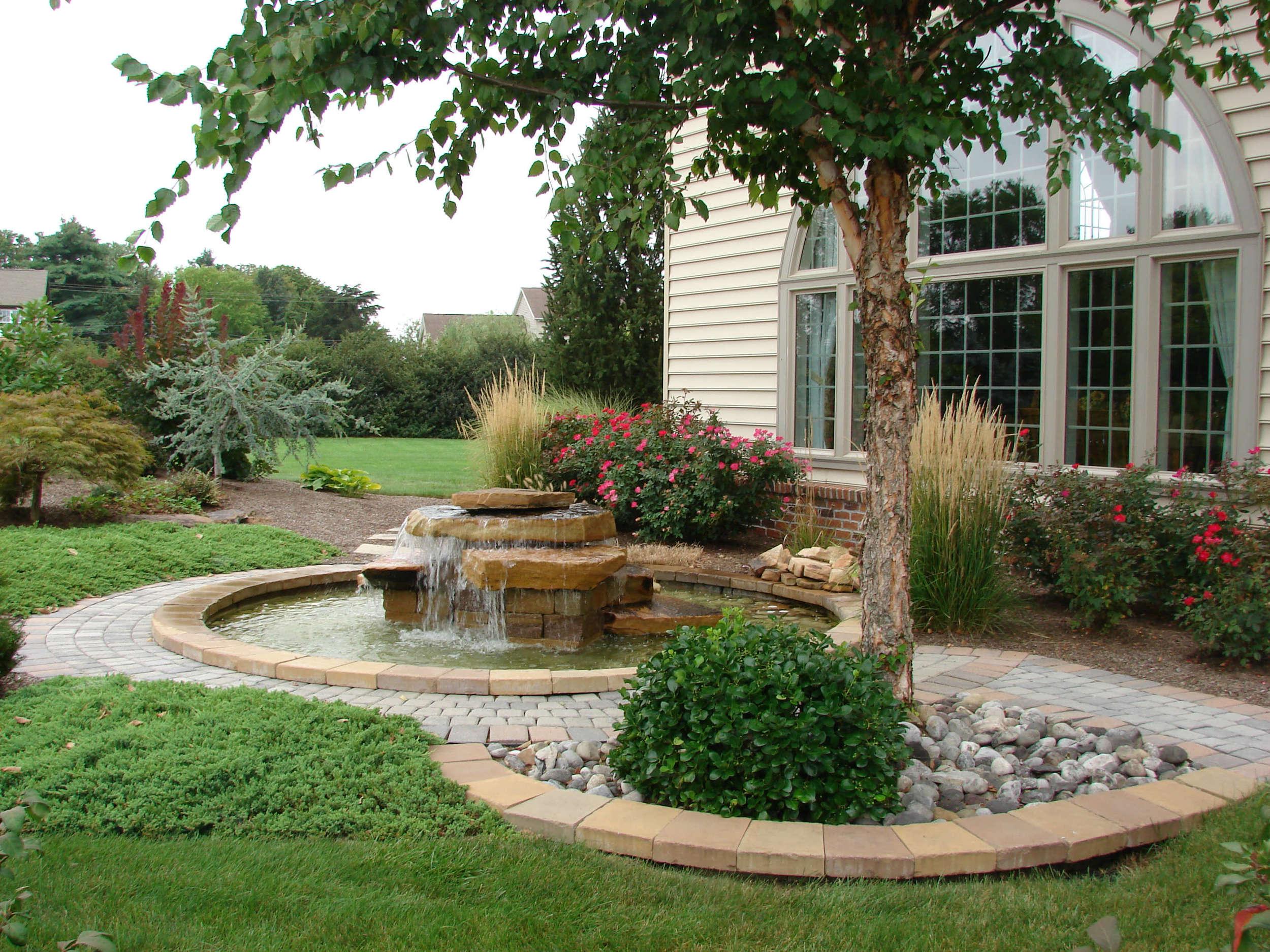D L Fireplace Gardens