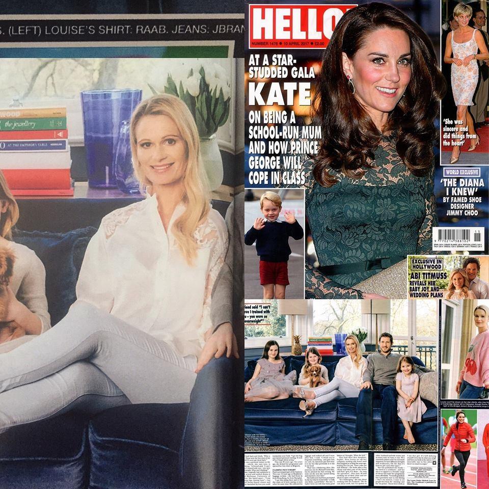Hello Magazine UK April' 17