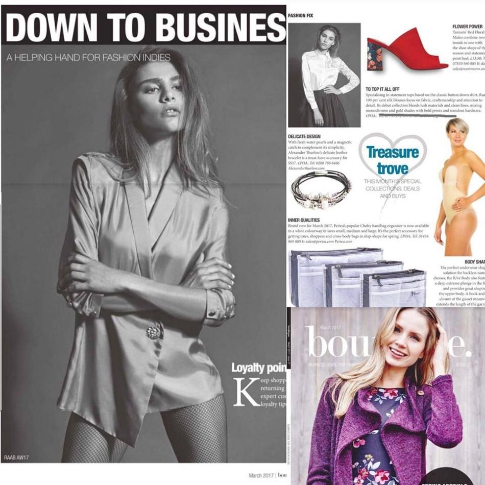 Boutique Magazine March' 17
