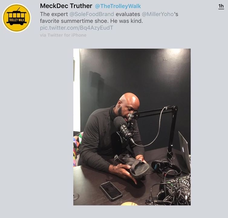 I had a great time on the @CLTPodcast. https://thecharlottepodcast.com/2017/05/16/episode-075-jemayne-king-meck-dec-history/