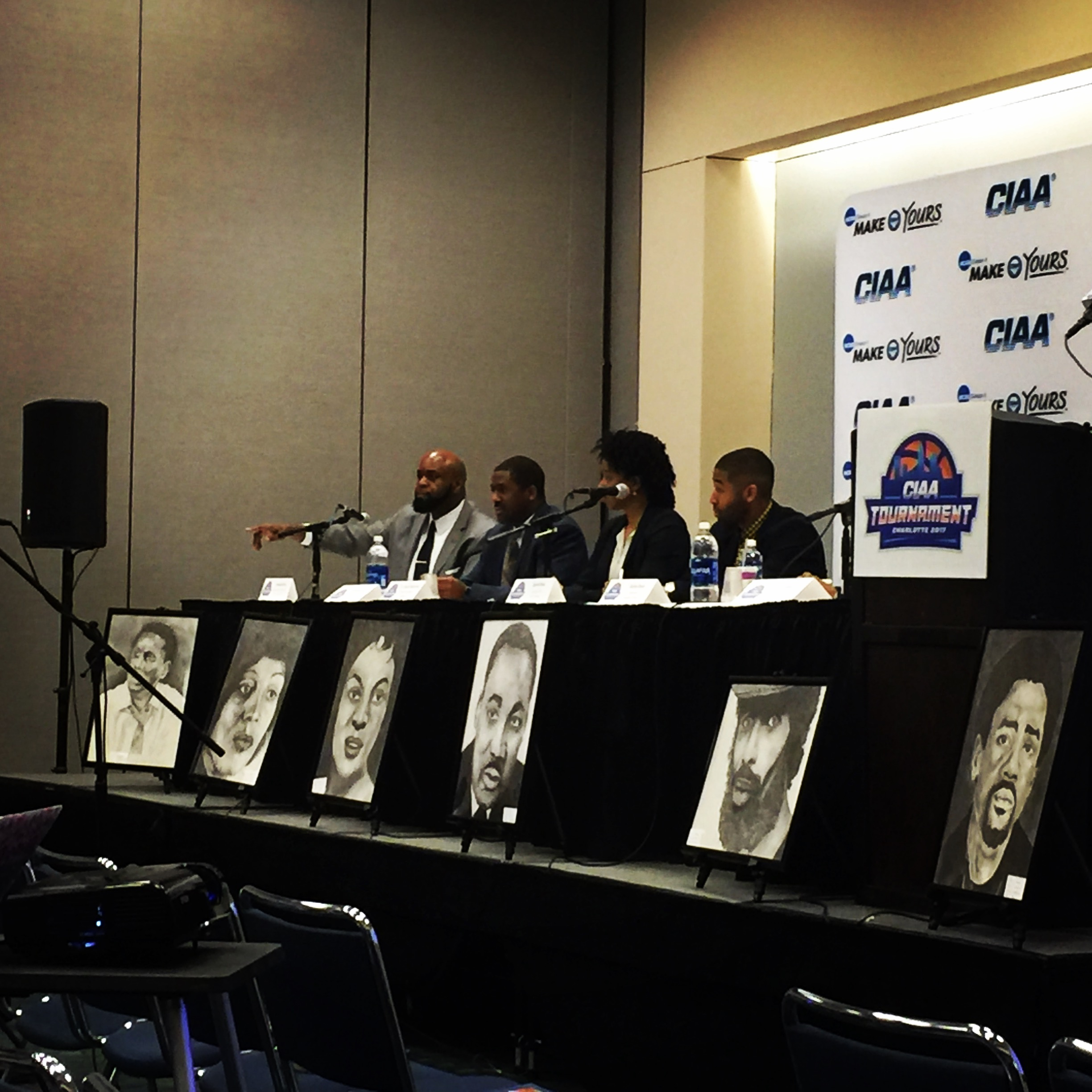 Sitting on the CIAA Career Day 2017 panel was an honor.