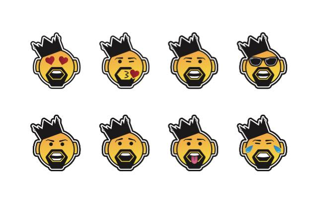 Feel free to use our #Crownmojis for your text, groupchat, and DM pleasure.