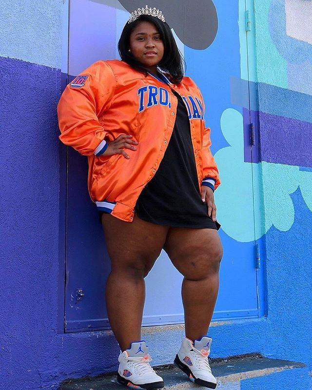Repost from @solefoodbrand using @RepostRegramApp - @officialvsutrojans sophomore👸🏾 @breezyadi  repping @solefoodbrand to the fullest 🙏🏾 📸 credit: @your_fliness  #VSUTransforms  #solefoodback  solefoodbrand.com