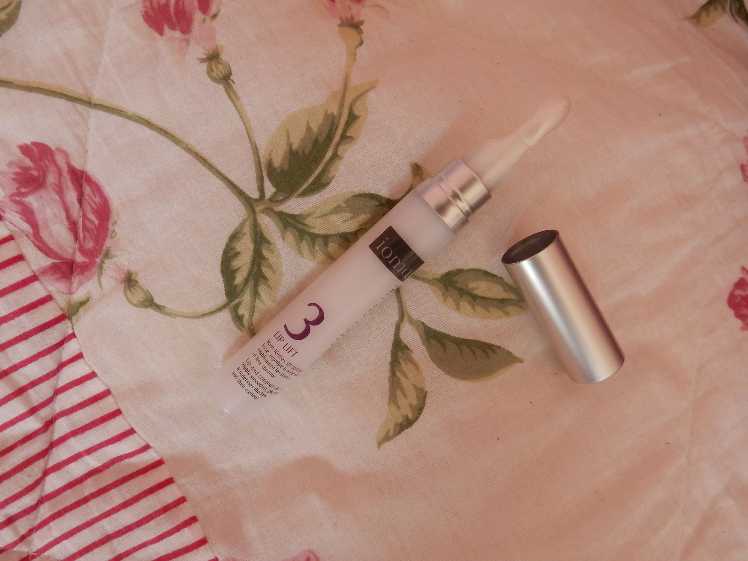 ioma lip lift review beauty blogger