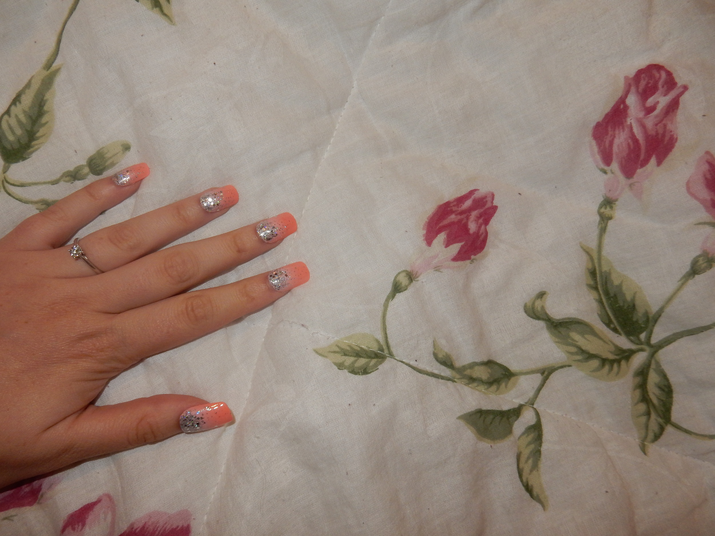 blogger kiss gel fantasy nail review