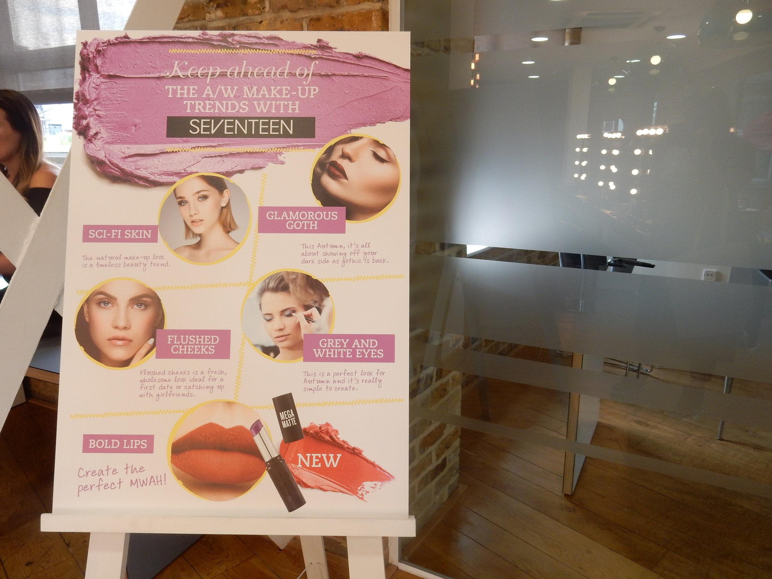 beauty blogger seventeen blogger network event