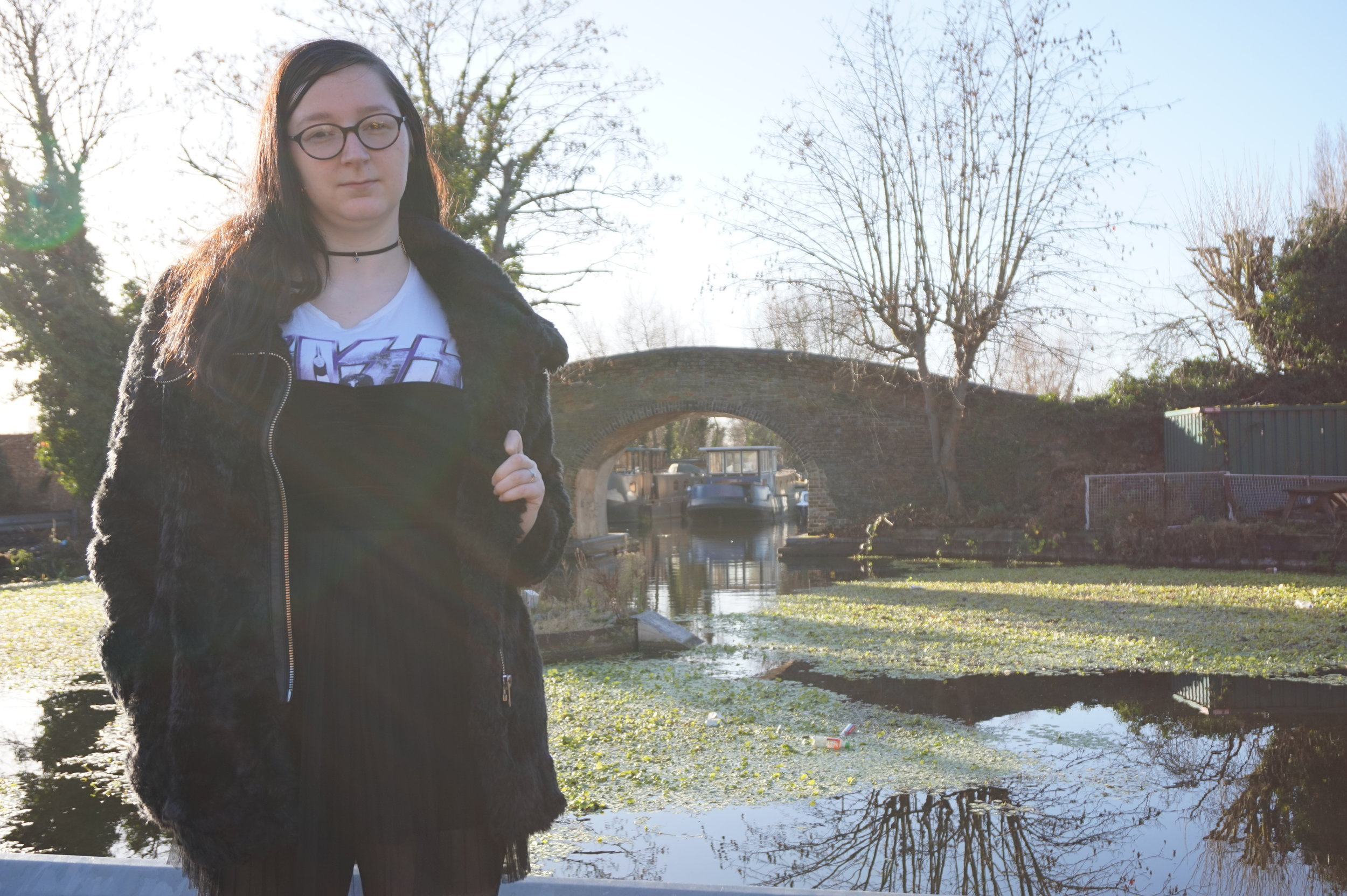 london fashion blogger ootd alternative outfit of the day