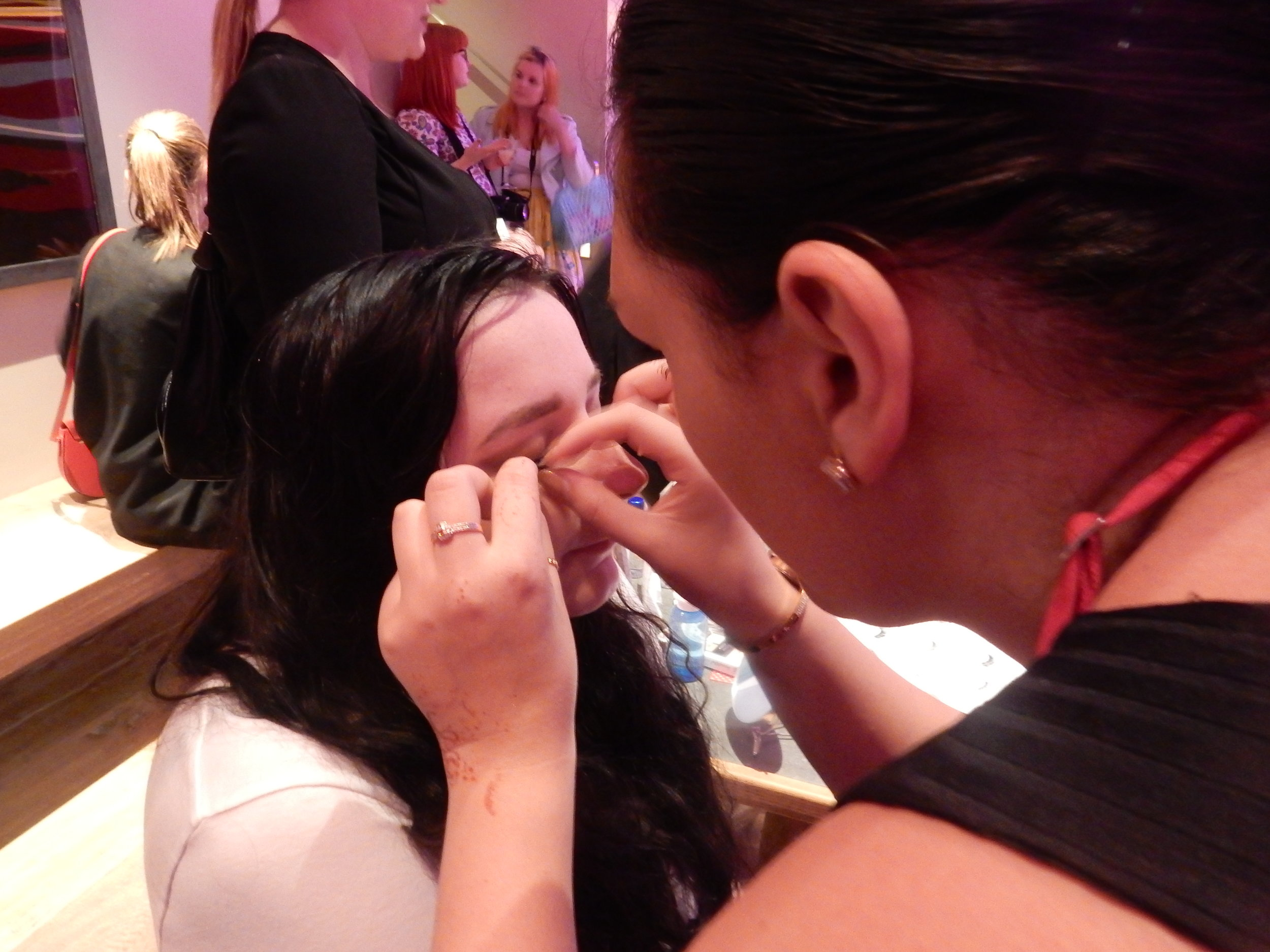 Pixie Lott X KISS Cosmetics Party Blogger Event