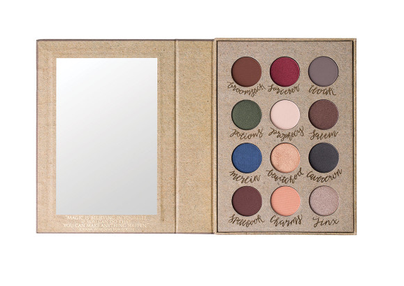 beauty blogger autumn beauty wishlist wizardry and witchcraft palette