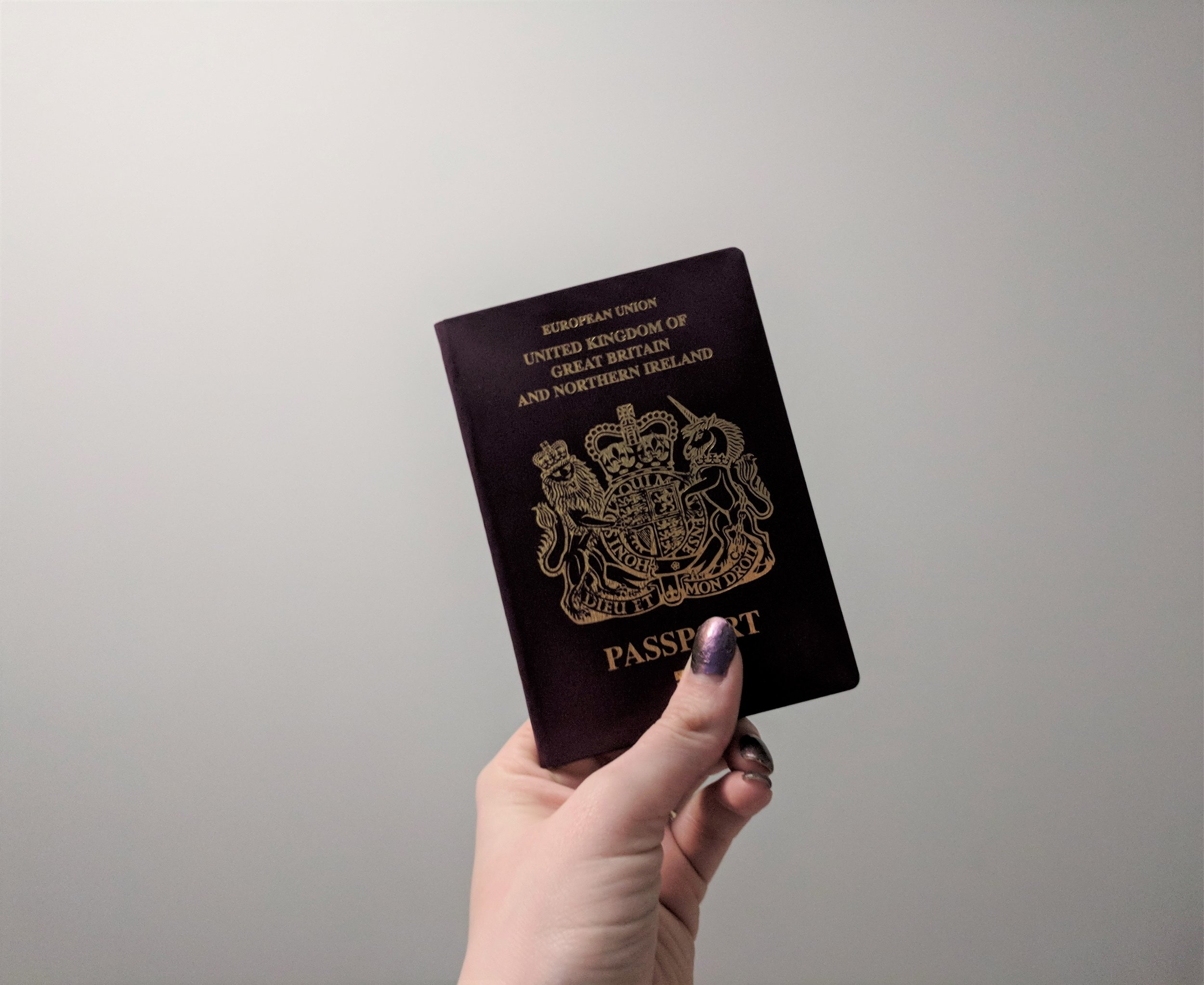 what's in my carry on passport basics travel blogger