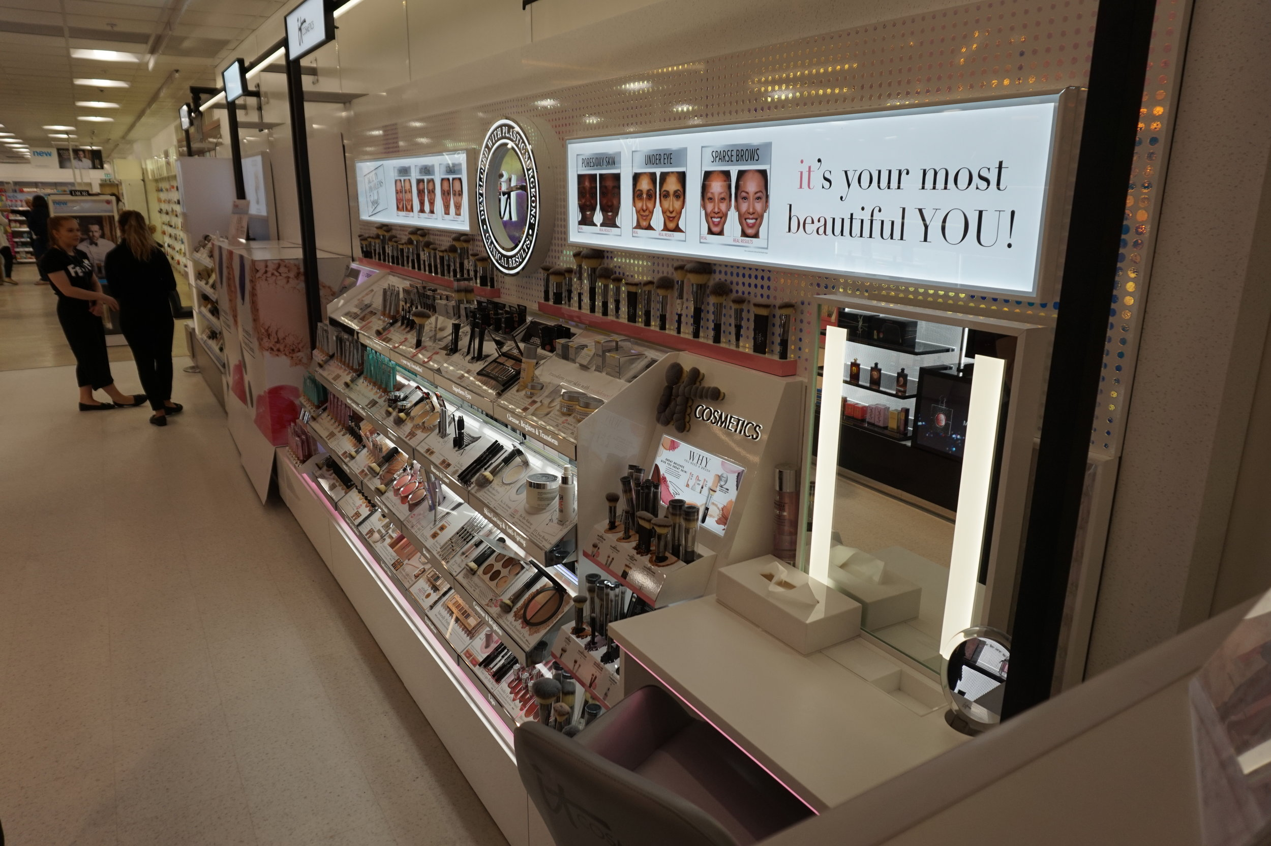 boots reveal beauty hall at intu lakeside beauty blogger reviews