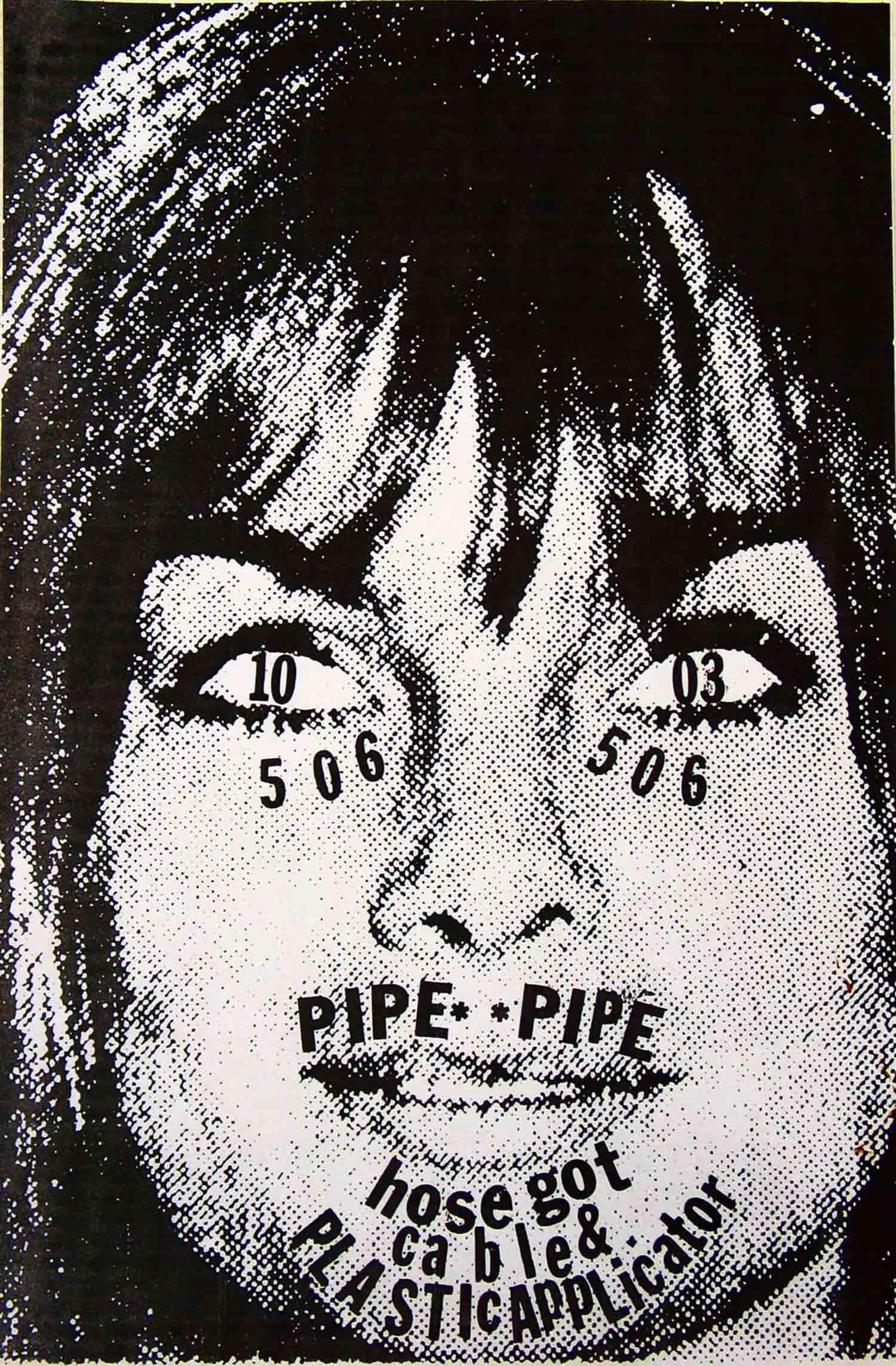 Pipe - Hose Got Cable - Plastic Applicator