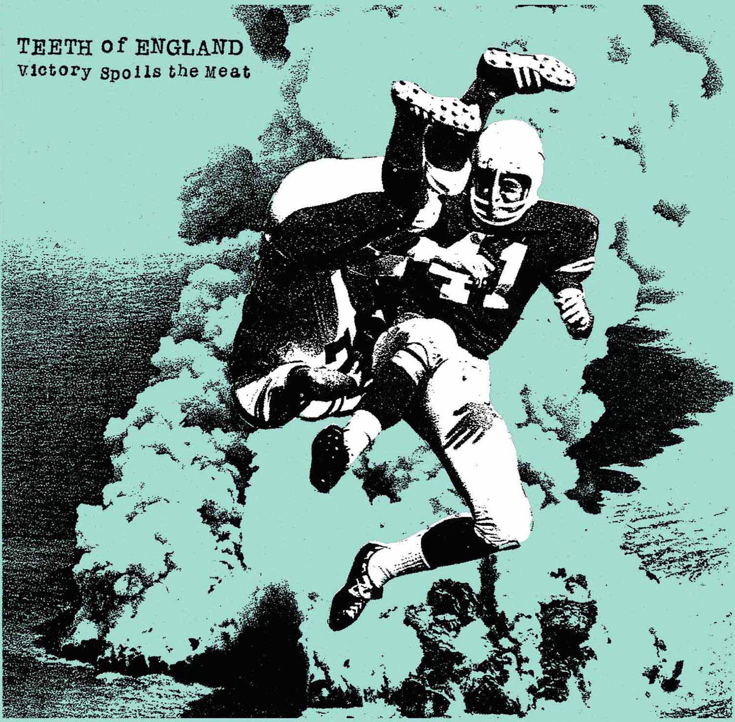 "Teeth of England ""Victory Spoils the Meat"""