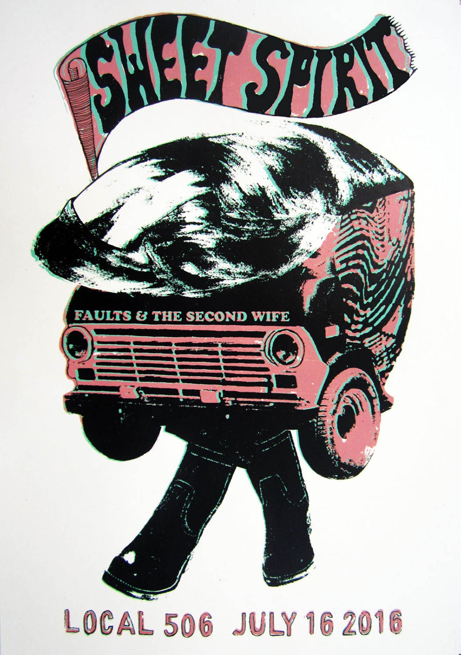 Sweet Spirit - Faults & The Second Wife
