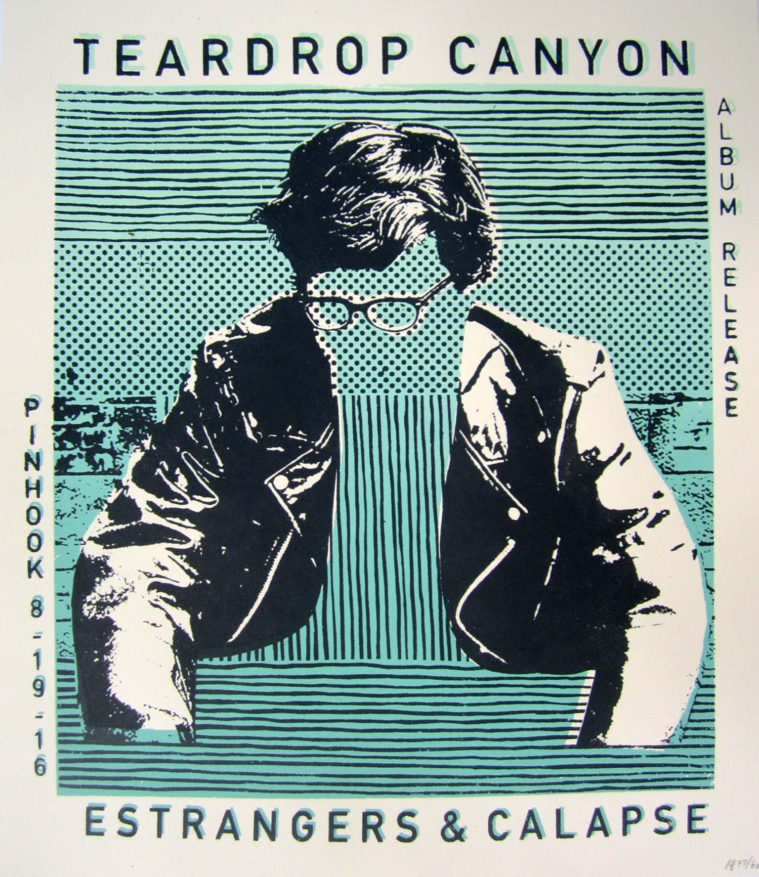 Teardrop Canyon - Estrangers & Calapse