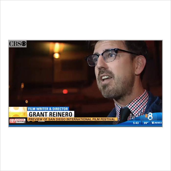 CBS Channel 8 Interview 2017