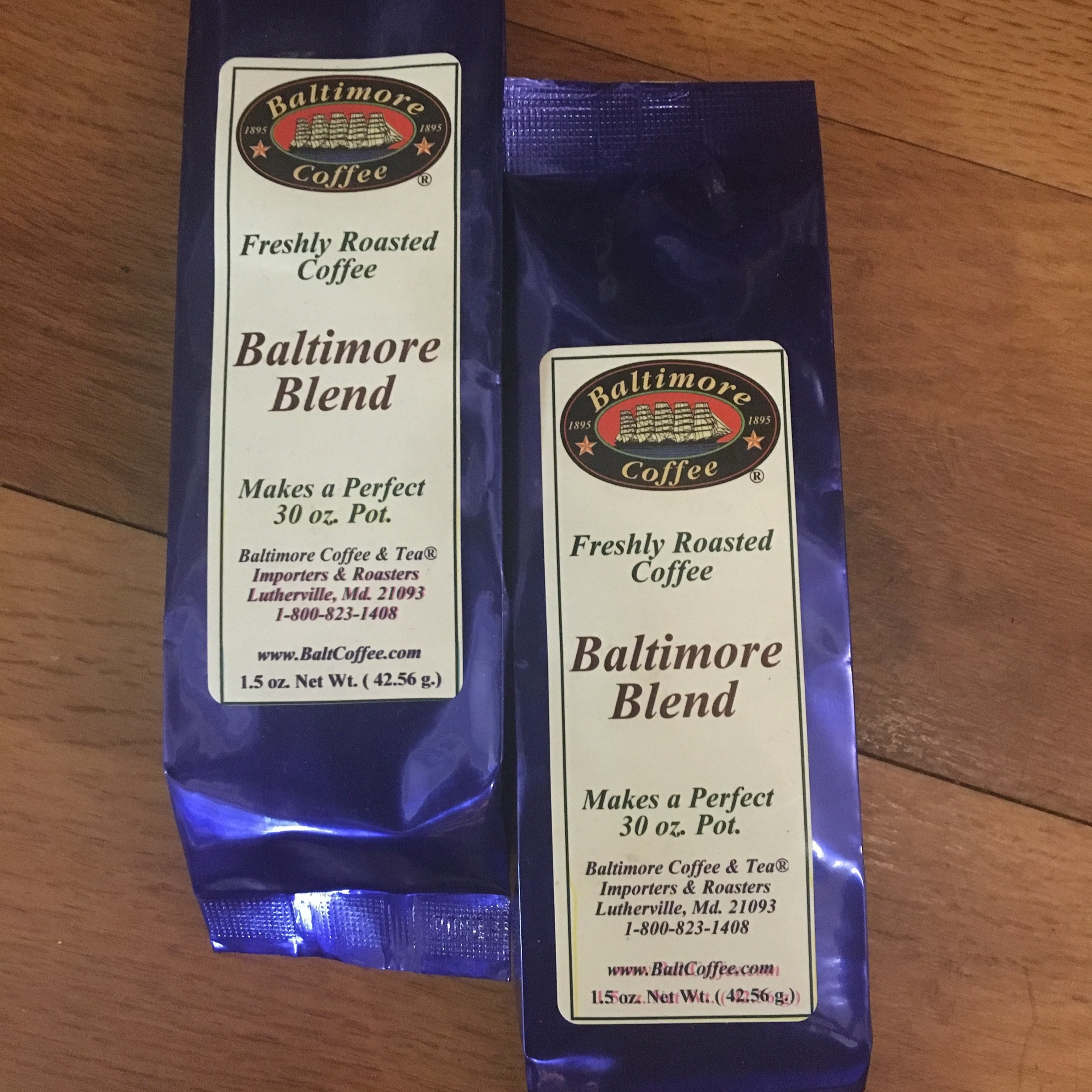 Baltimore Coffee