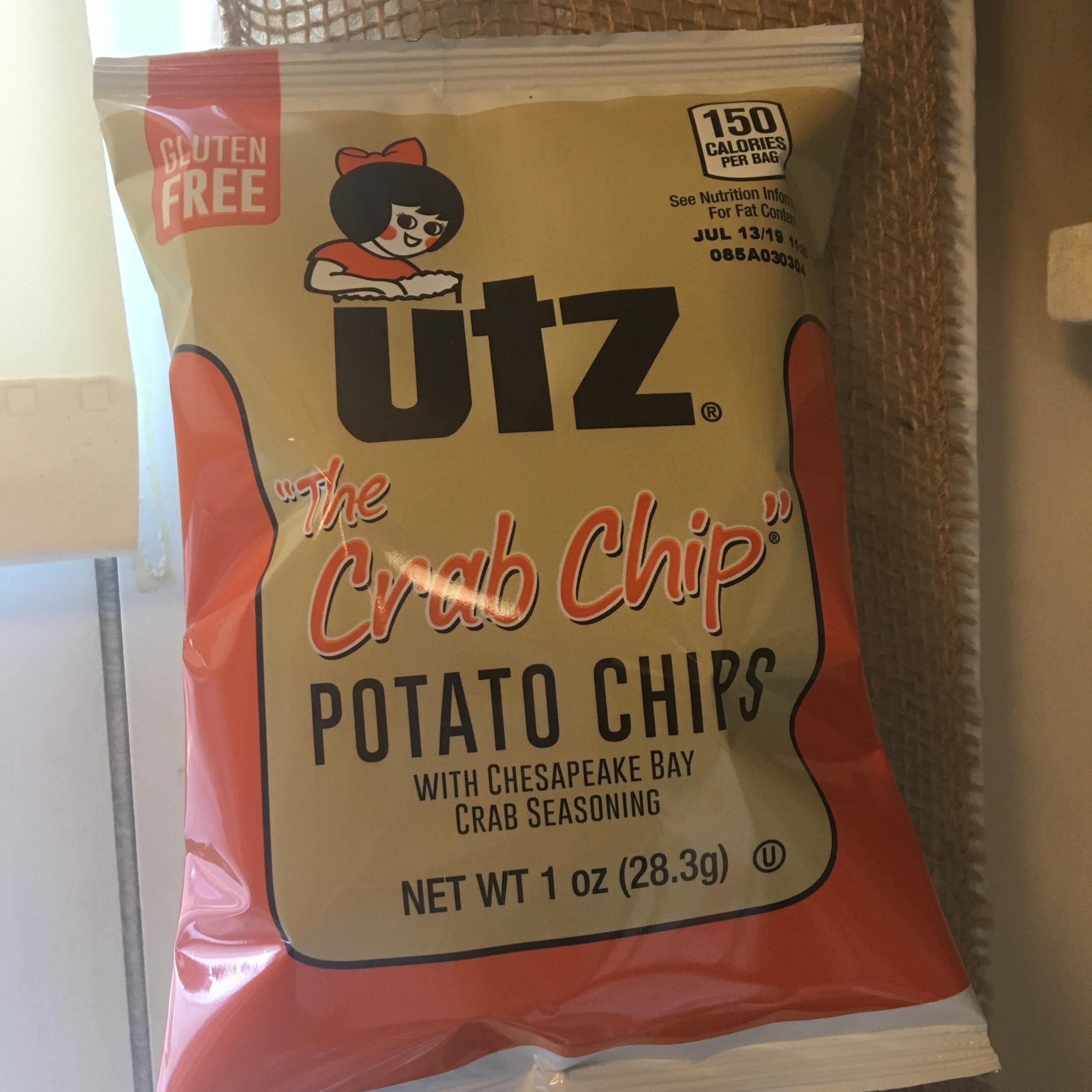 Utz Crab Chips