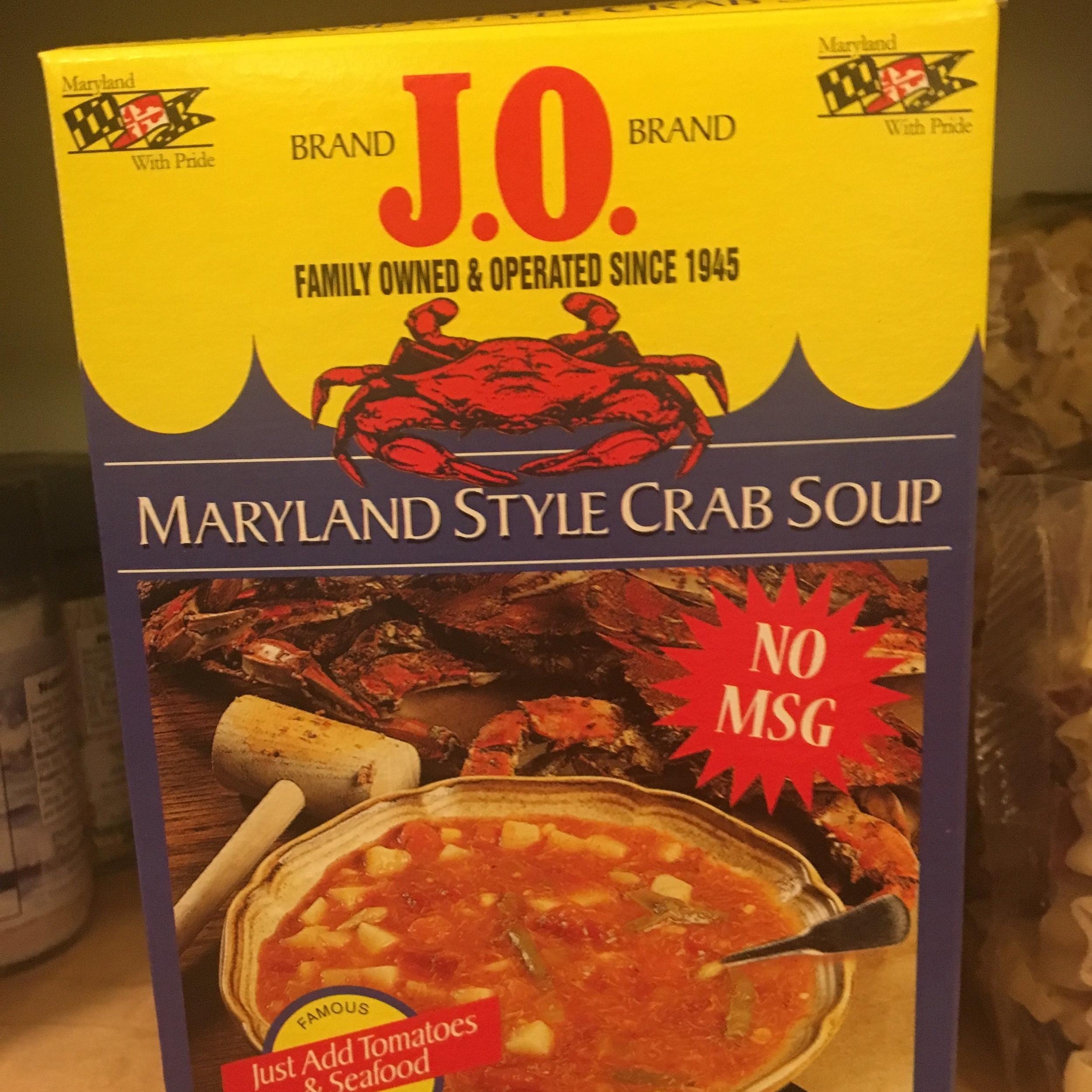 J.O> Spice Crab Soup Mix
