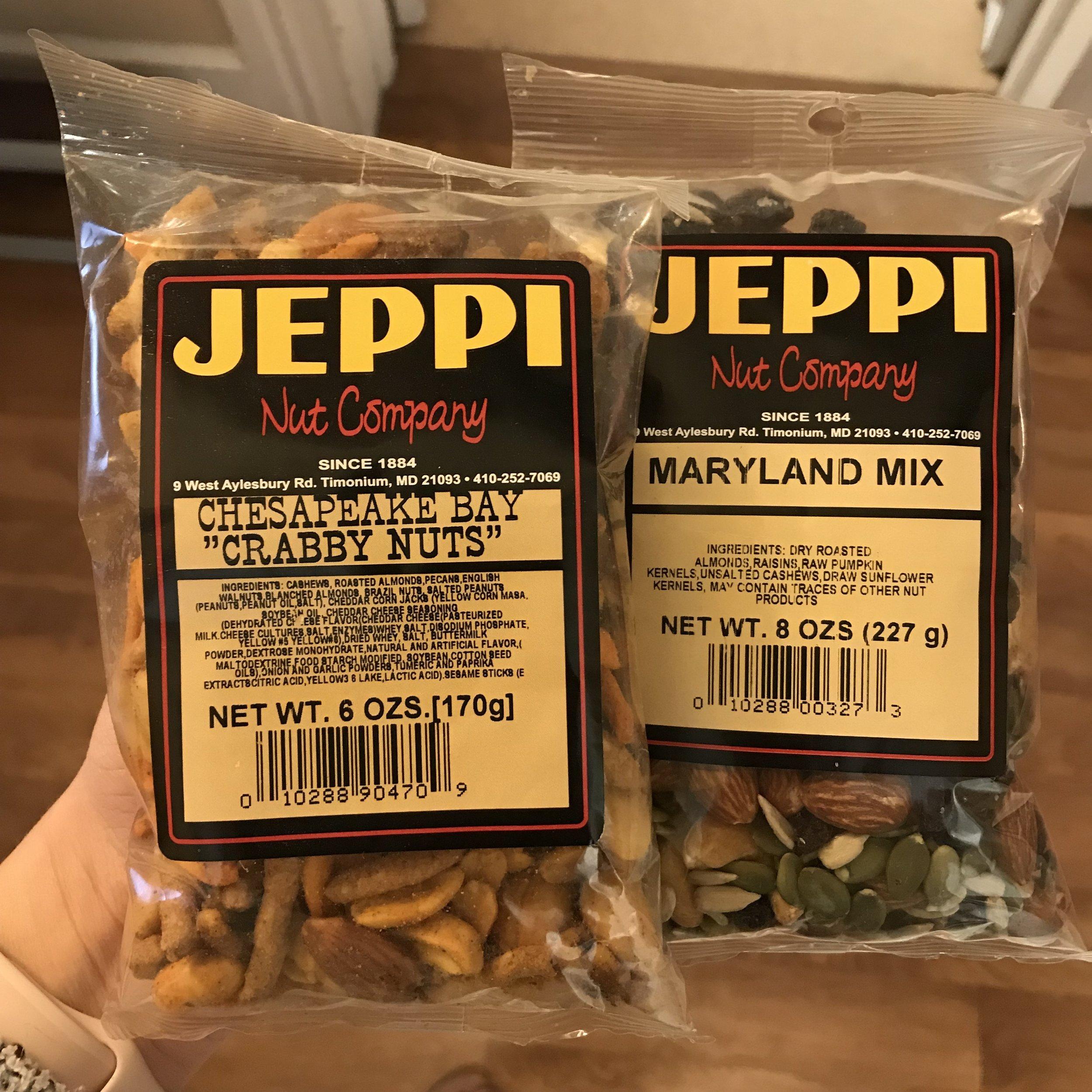 Jeppi Nuts