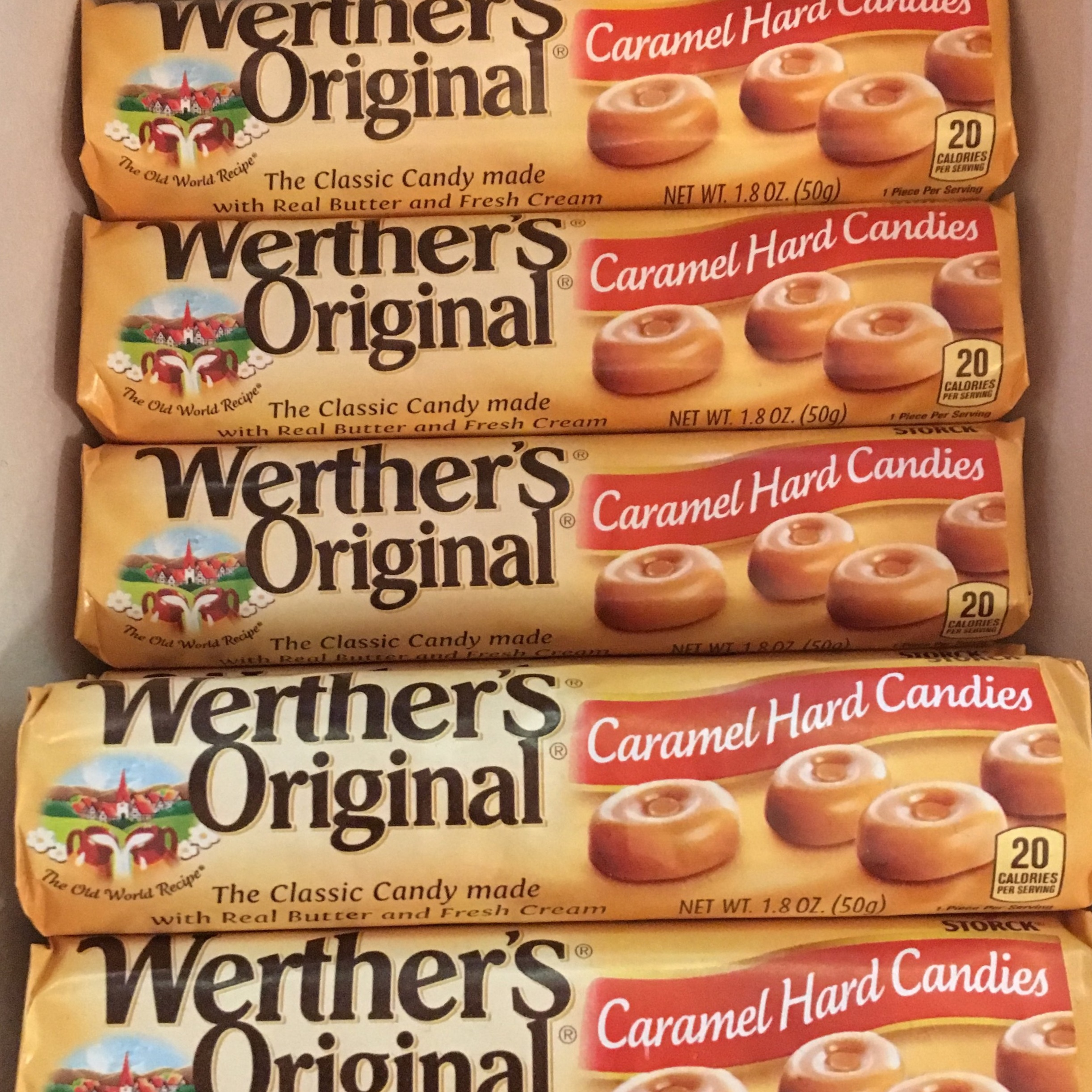 Werther's Caramel Candies