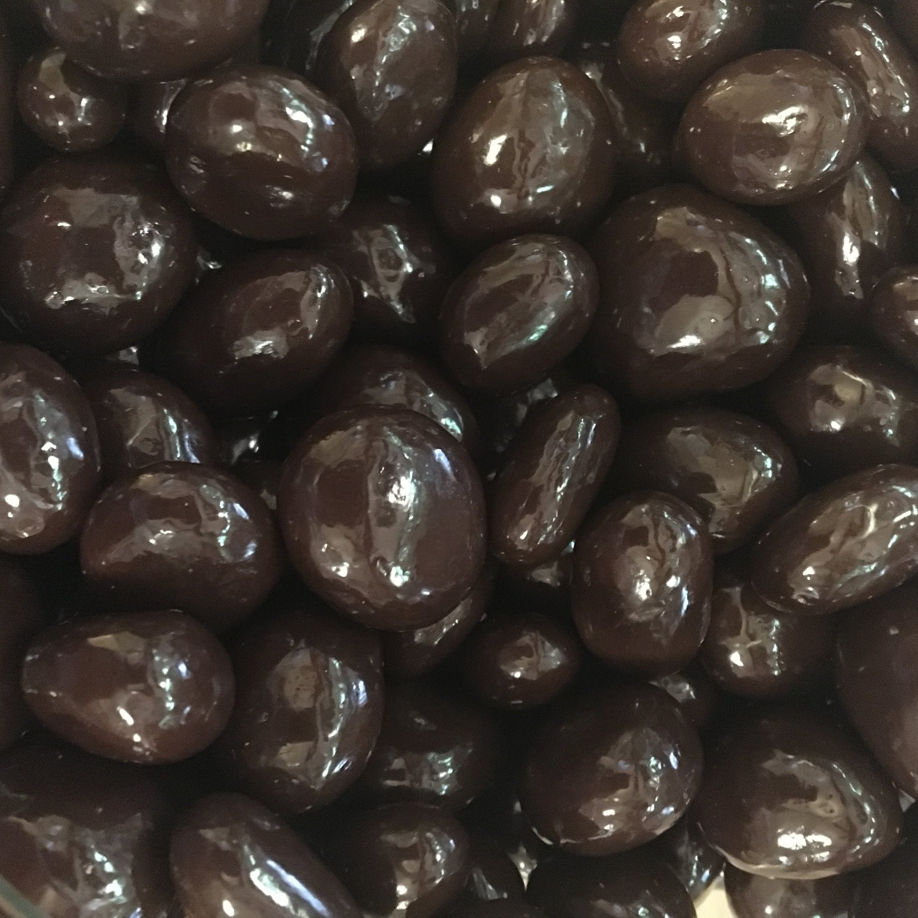 Dark Chocolate Covered Cranberries   72% cocoa
