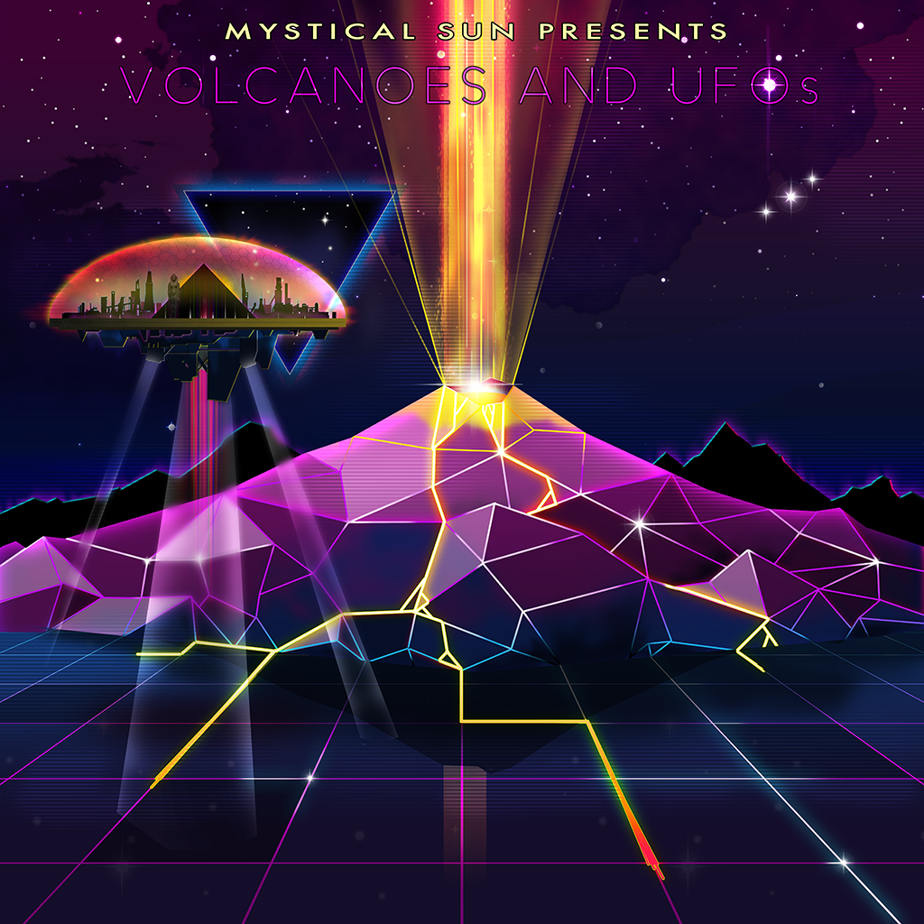 Volcanoes and UFOs Album Art v2 print (1024).png