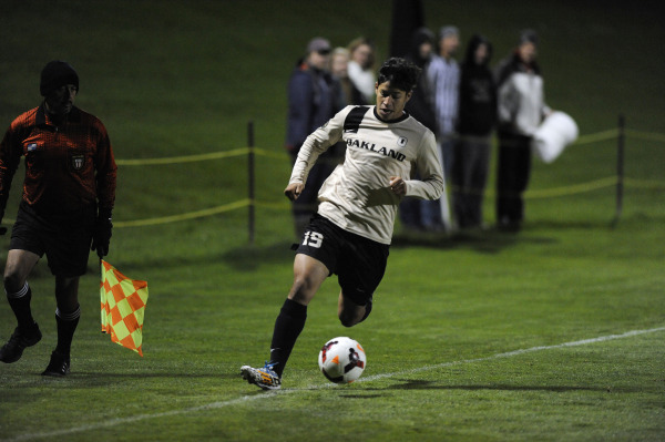 4 Year Player at Oakland University  Career Stats: 22 Goals, 7 Assists