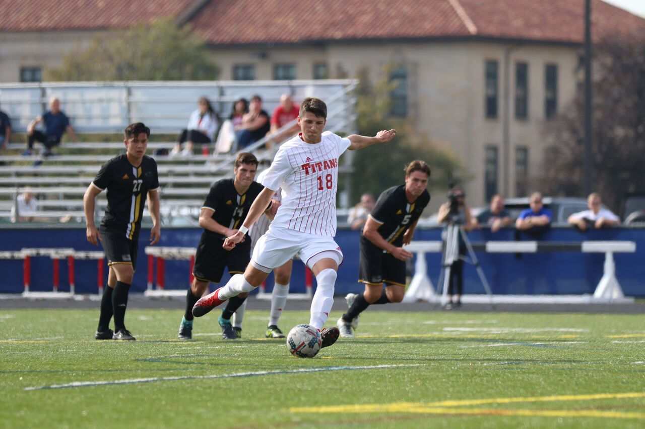 First Team All-Horizon League 2017  4 year starter at University of Detroit Mercy