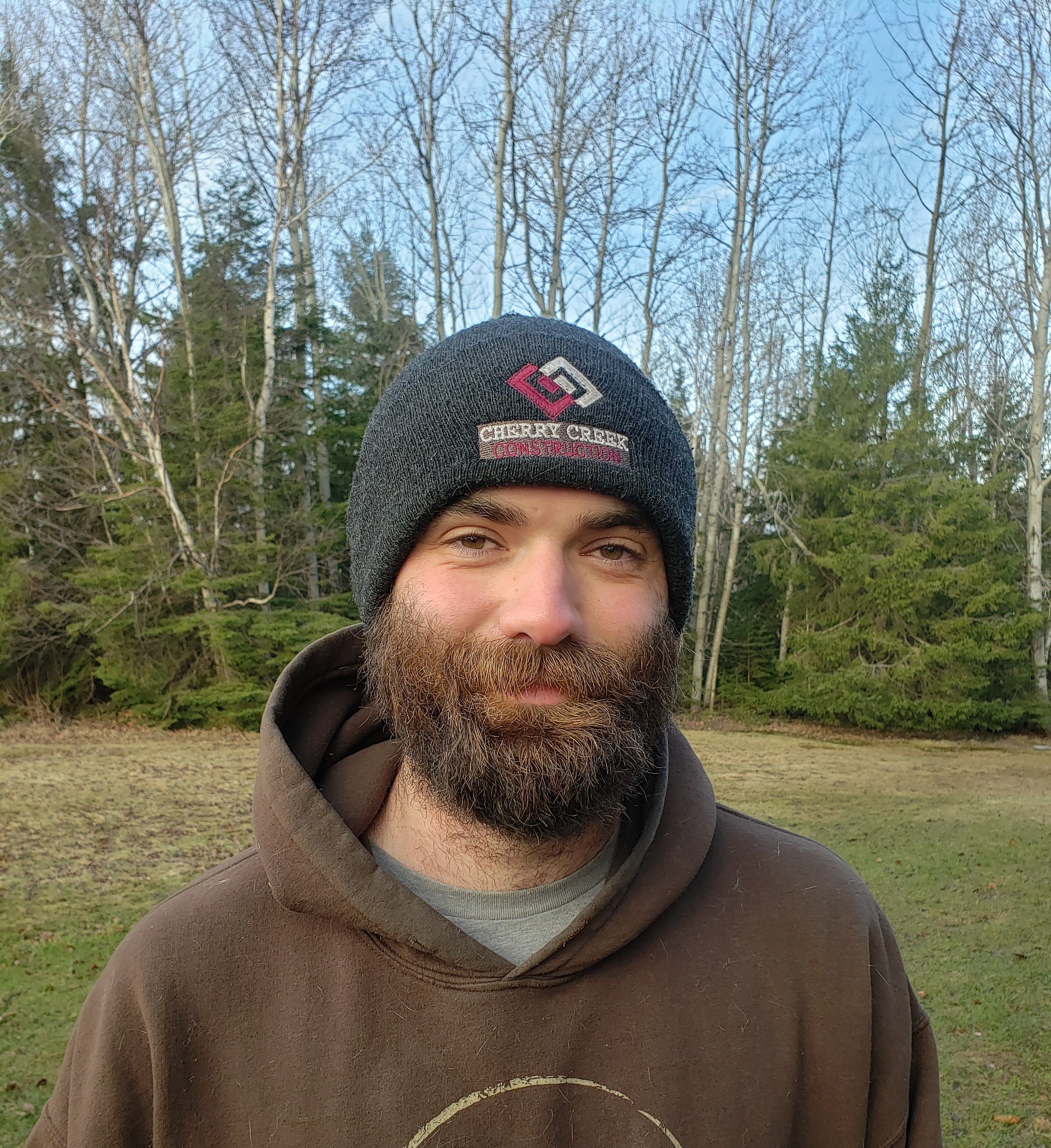 Pat Althouse - Pat, carpenter, believes that there is no job too tough for him to handle. After work, he enjoys fishing and traipsing around the U.P. woods with his pack of domesticated foxes.