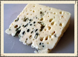Roquefort is sweet, salty, spicy and rich in complexity. Photo courtesy of http://www.cheese.com/roquefort/