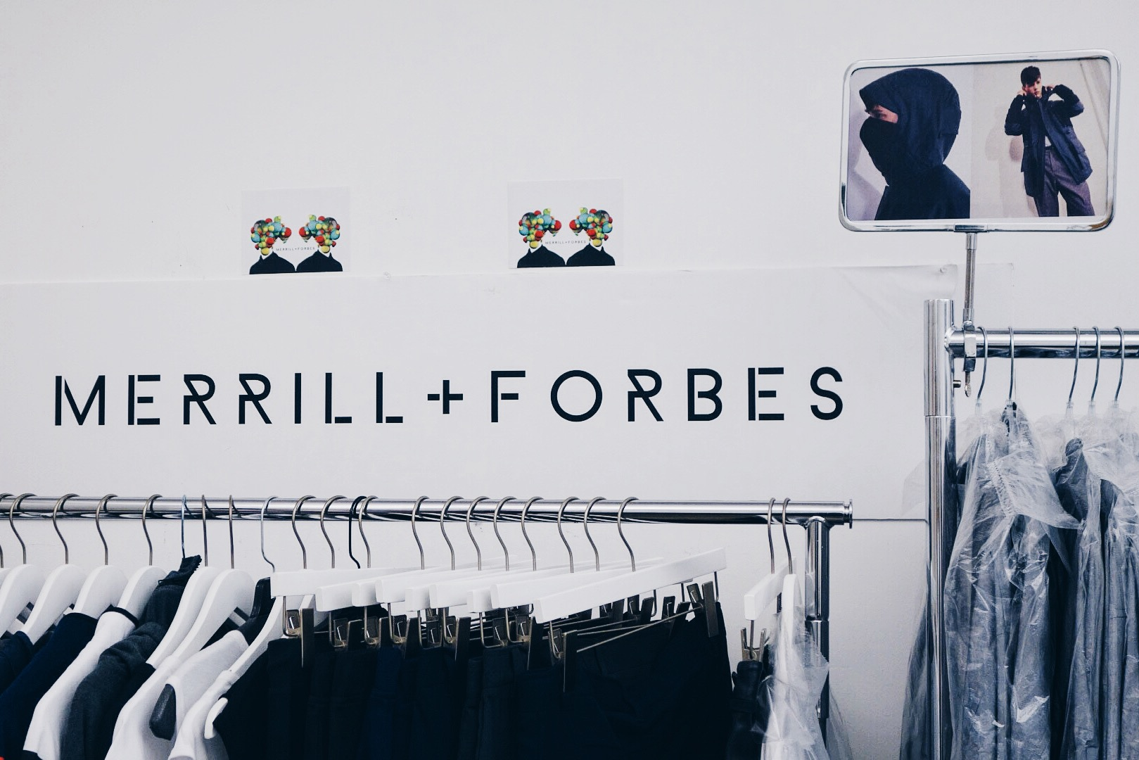 high-fashion menswear