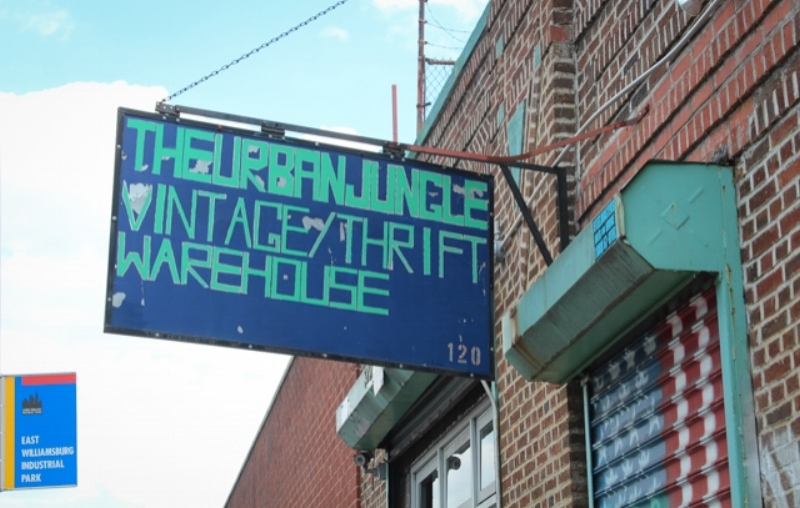 thrift stores brooklyn