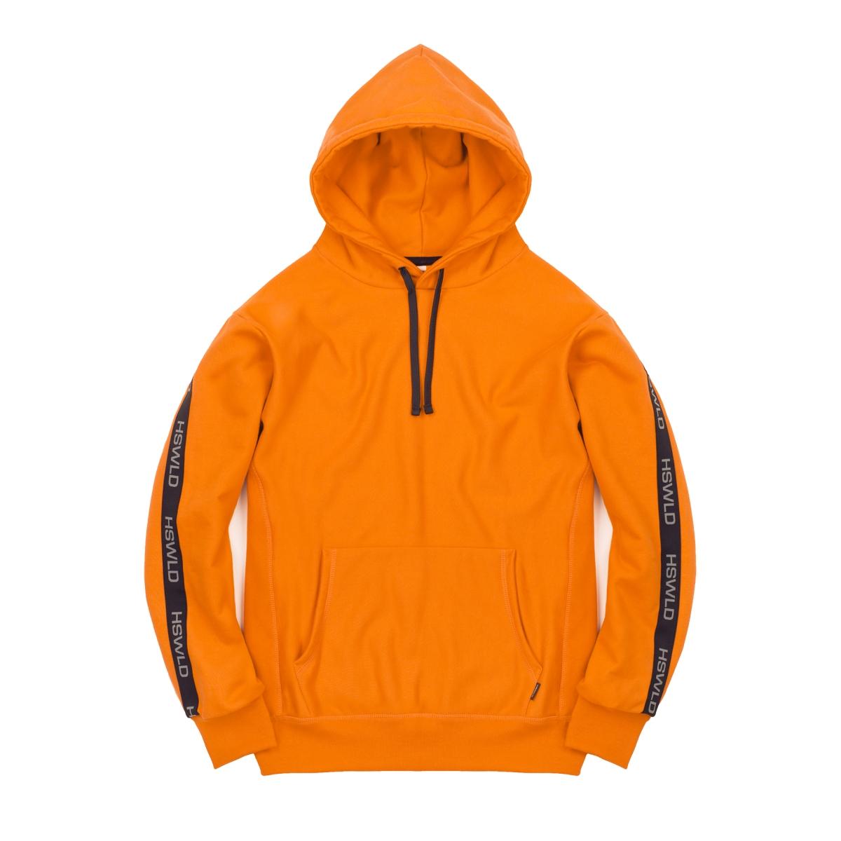 Team Hoodie Orange