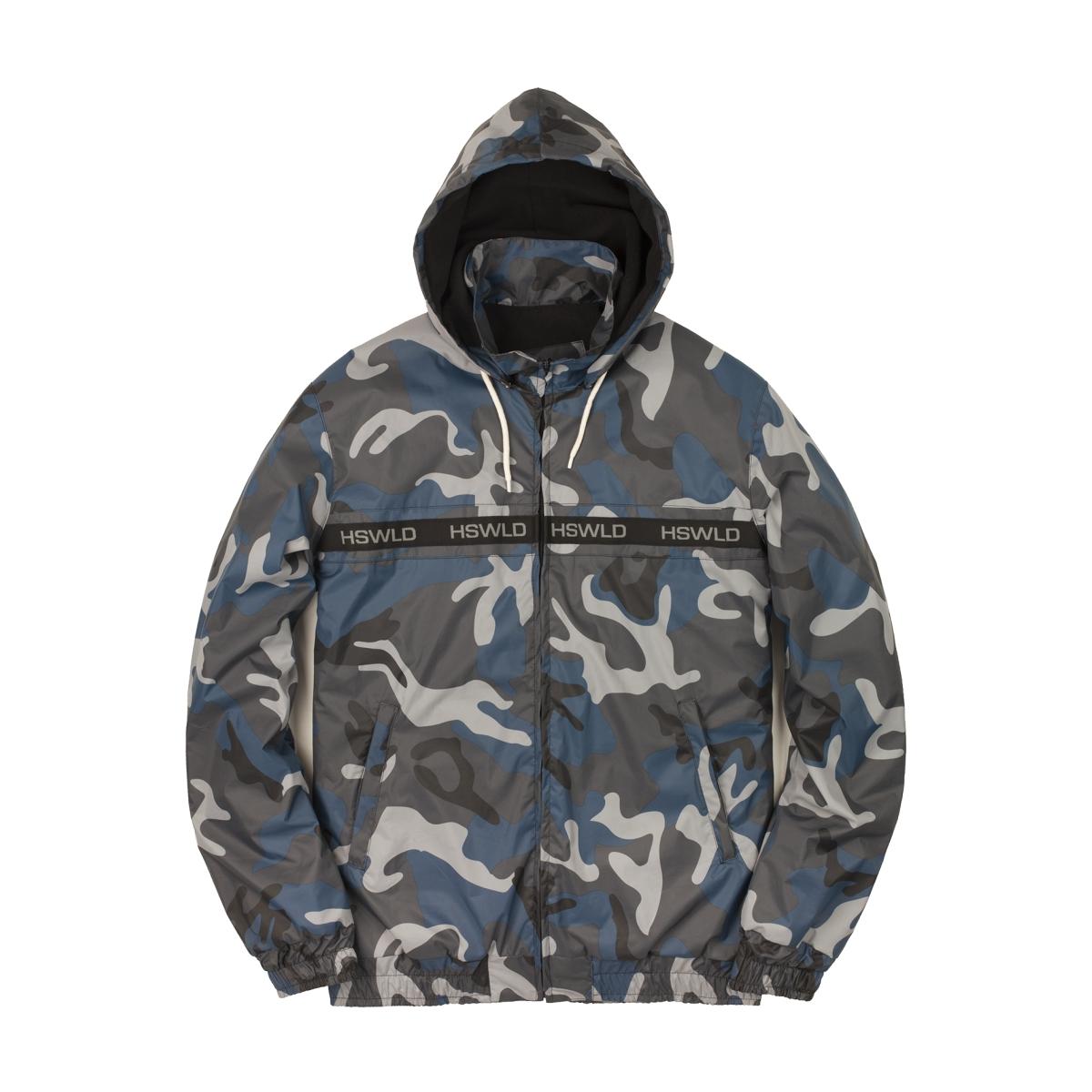 Blizzard Jacket Winter Camo