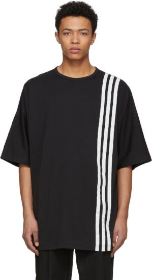 3-Stripes T-Shirt, ($111) by Y-3