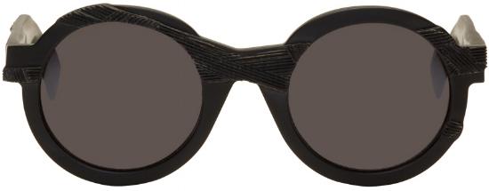 Round Disformed Sunglasses ($485), by Yohji Yamamoto