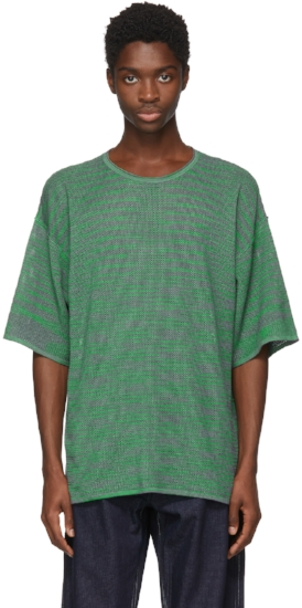 Oversized T-Shirt ($300), by Missoni