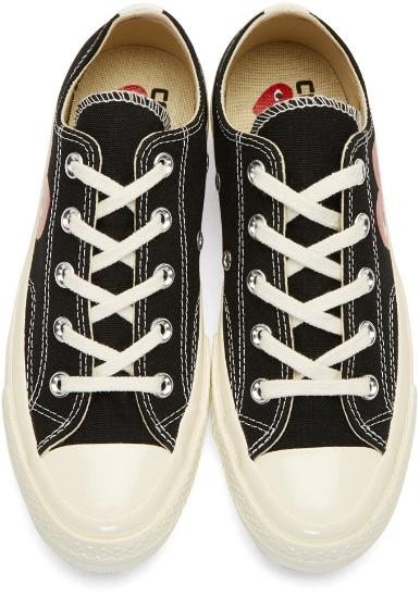 Chuck Taylor All-Star '70 Sneakers ($135), by Comme des Garçons Play