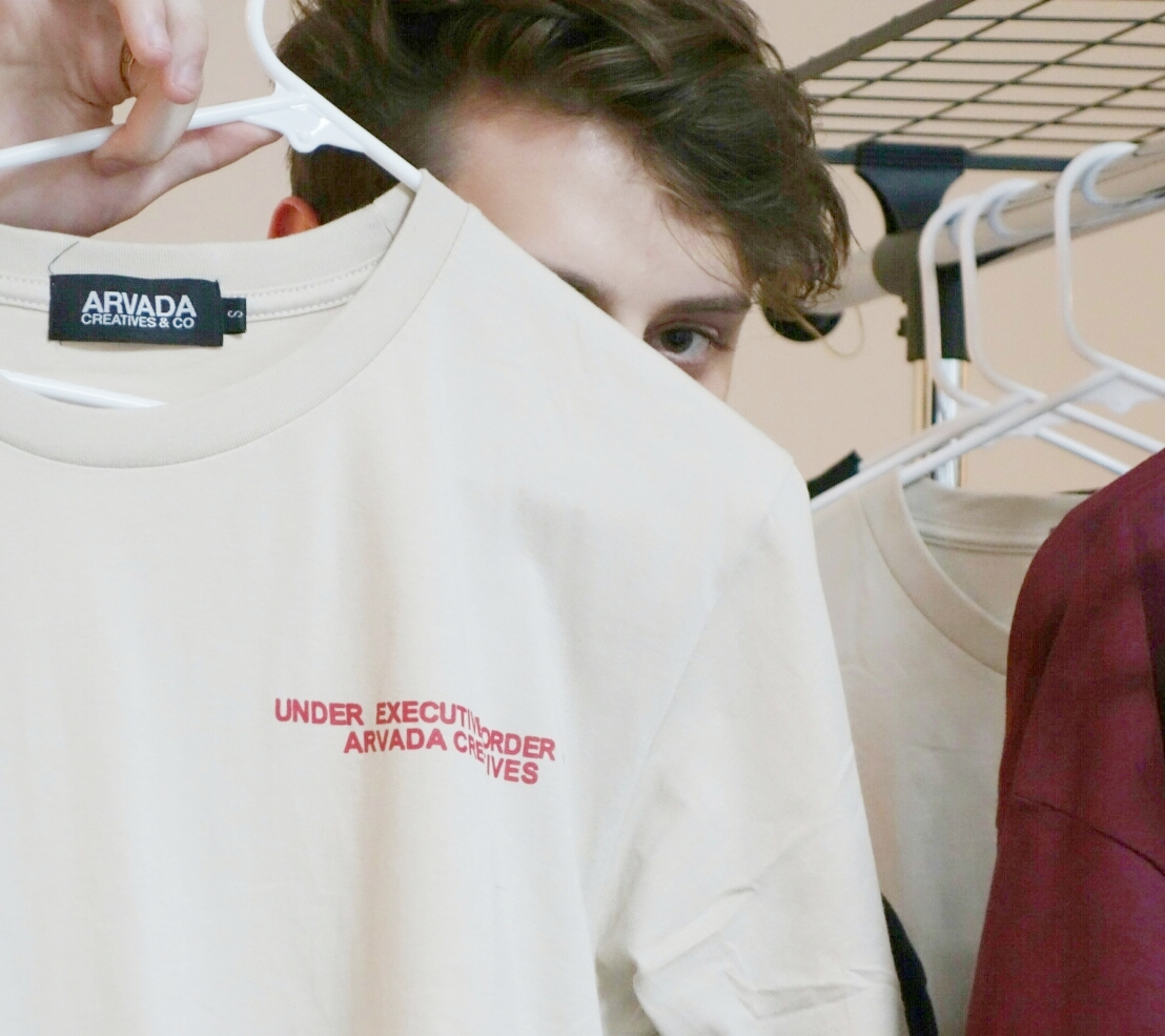 Shot by Men Of Thrift/Arvada S18 NYC Pop-Up