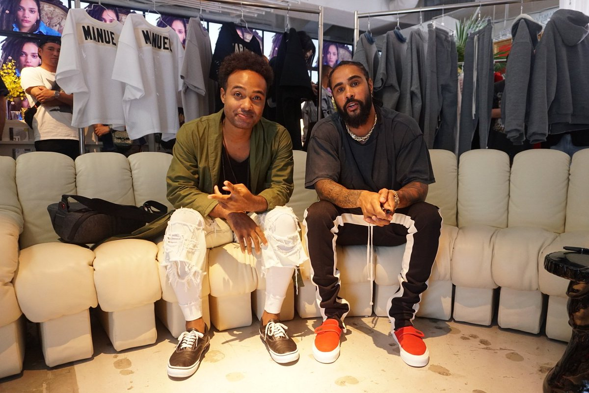 Reggie Casual/Jerry Lorenzo (   Fear of God   )